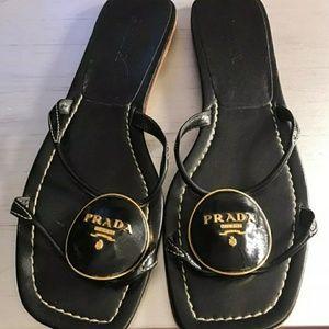 Authentic Prada sandals